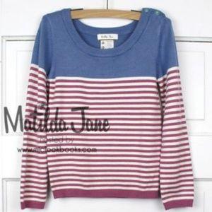 New Matilda Jane Secret fields Sweet Pea Sweater